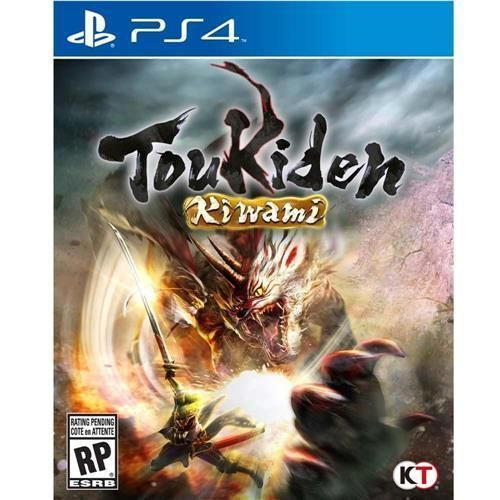 Jogo Toukiden: The Age of Demons - PS4