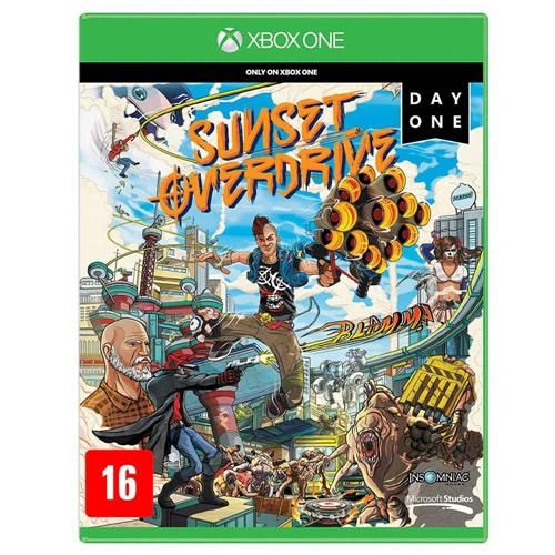 Jogo Sunset Overdrive Day One - Xbox One