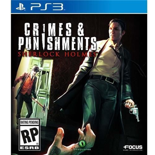 Jogo Crimes and Punishment: Sherlock Holmes - PS3