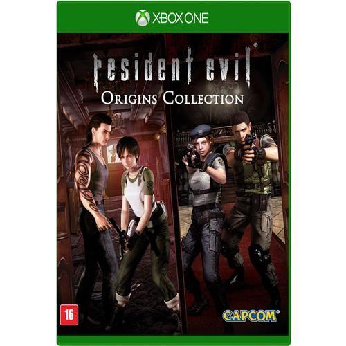 Jogo Resident Evil: Origins Collection - Xbox One