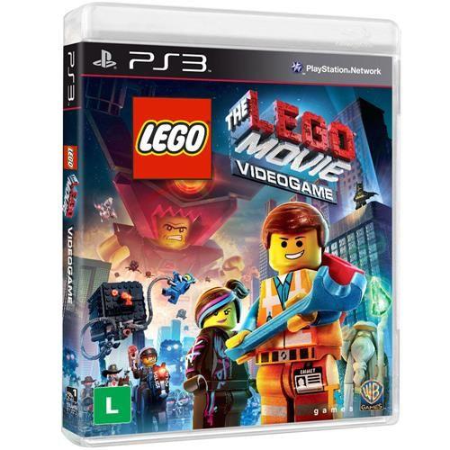 Jogo Lego Movie – PS3