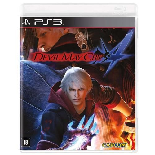 Jogo: Devil May Cry 4 - PS3