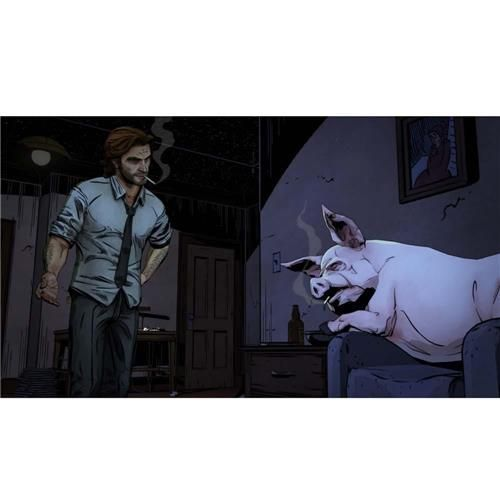 Jogo The Wolf Among Us - Xbox One