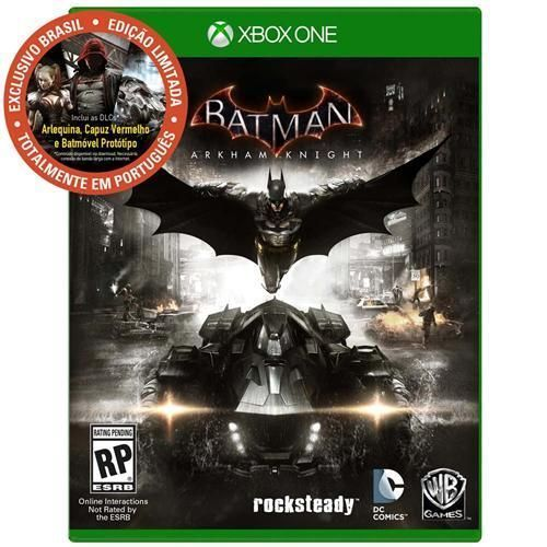 Jogo Batman: Arkham Knight - Xbox One