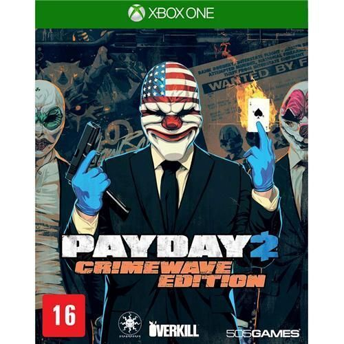 Jogo Payday 2: Crimewave Edition - Xbox One
