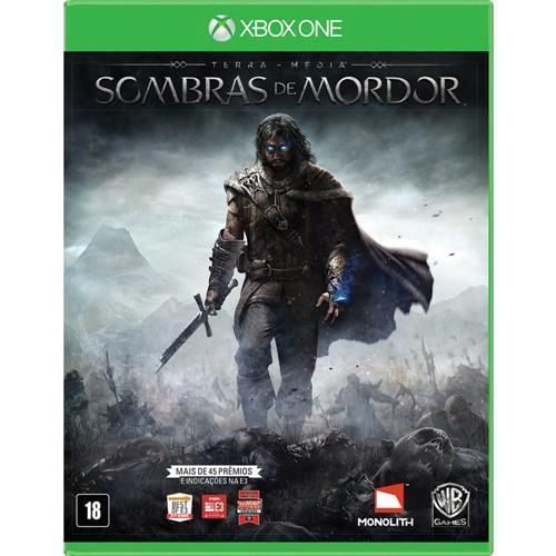 Jogo Sombras de Mordor - Xbox One