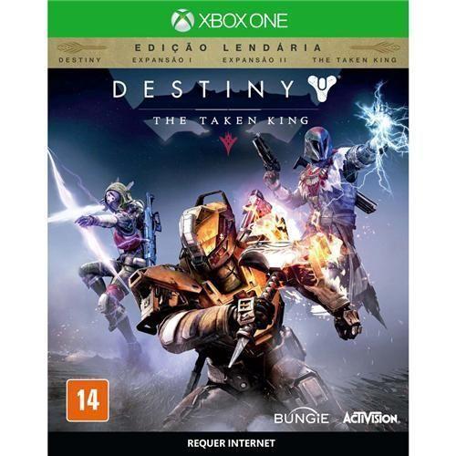 Jogo Destiny: The Taken King - Edição Lendária - Xbox One