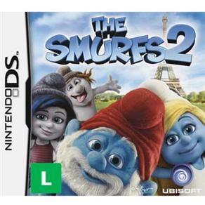 Jogo The Smurfs 2 - NDS