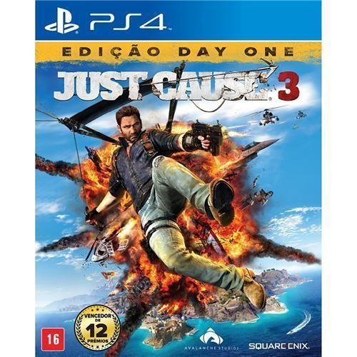 Jogo Just Cause 3 - Edição Day One - PS4