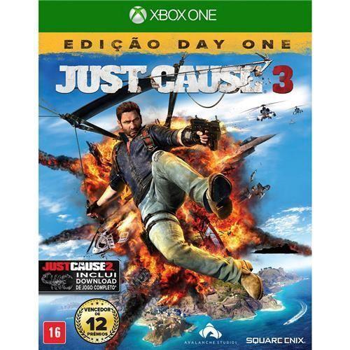Jogo Just Cause 3 - Edição Day One - Xbox One