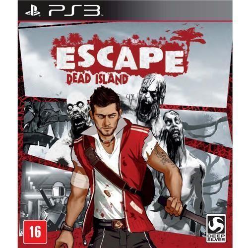 Jogo Escape Dead Island - PS3