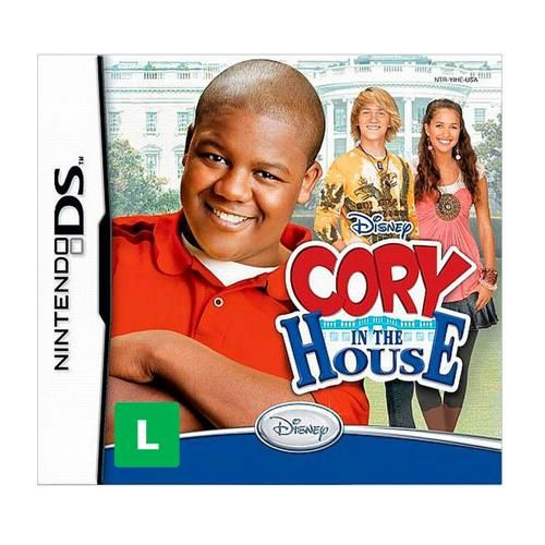 Jogo Cory in the House - NDS
