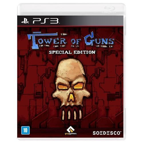 Jogo Tower of Guns - Special Edition - PS3