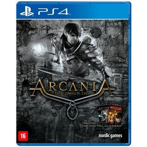 Jogo Arcania - The Complete Tale - PS4