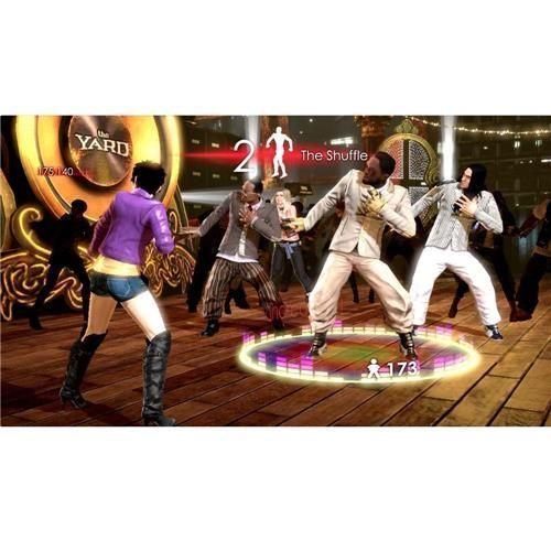 Jogo The Black Eyed Peas Experience - Wii