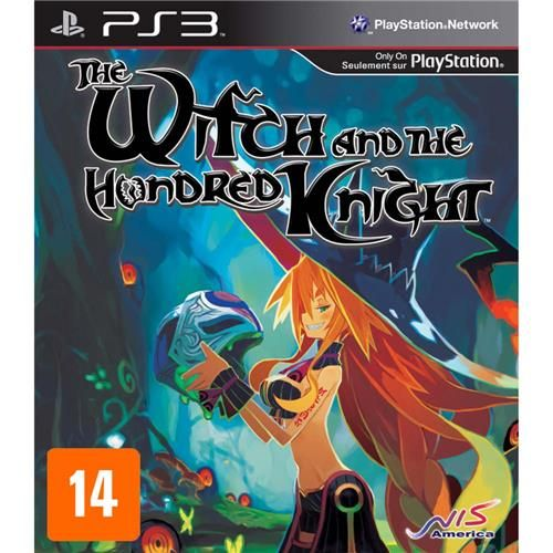 Jogo The Witch And Hundred Knights - PS3