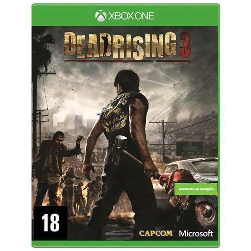 Jogo: Dead Rising 3 - Xbox One