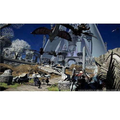 Jogo Final Fantasy XIV Online: Heavensward - PS3