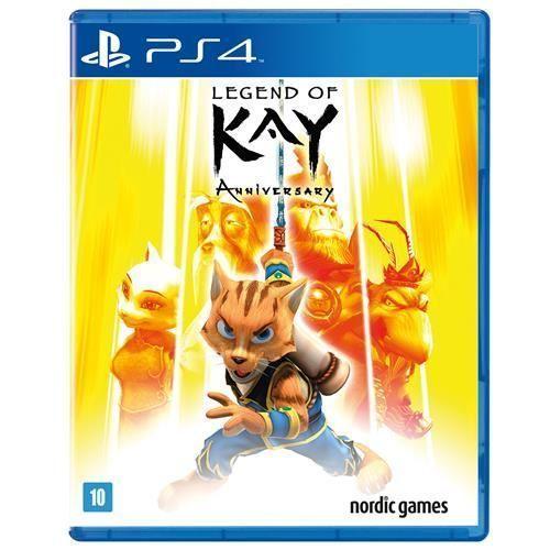 Jogo Legend of Kay - PS4