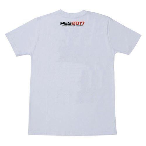 Jogo Pro Evolution Soccer 2017 PS4 + Camiseta Exclusiva PES 2017