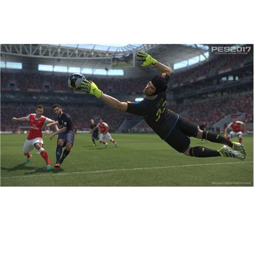 Jogo Pro Evolution Soccer 2017 - Xbox One