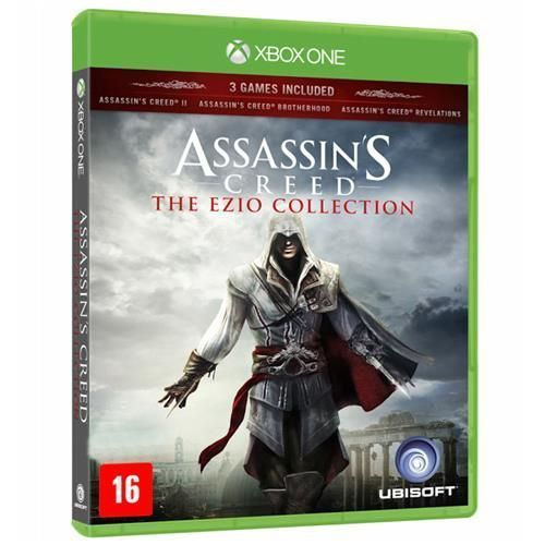 Jogo Assassin's Creed The Ezio Collection - Xbox One