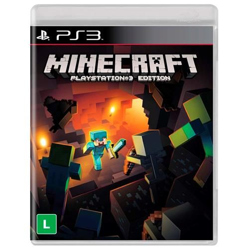 Jogo Minecraft PlayStation Edition- PS3