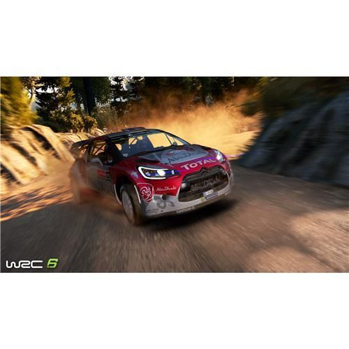 Jogo WRC 6 FIA World Rally Championship - PS4