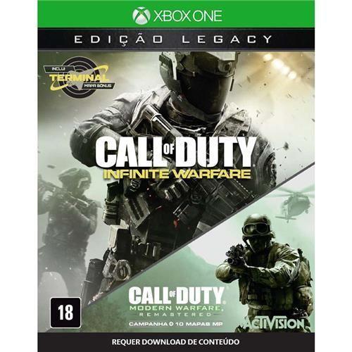 Jogo Call of Duty: Infinite Warfare - Legacy Edition - Xbox One