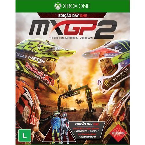 Jogo MXGP2 - Edição Day One - Xbox One