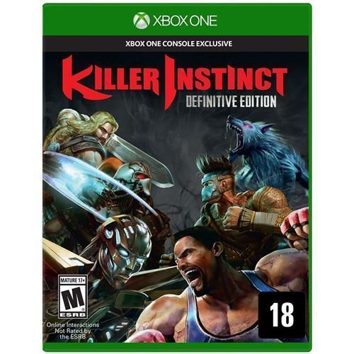 Jogo Killer Instinct - Definitive Edition - Xbox One