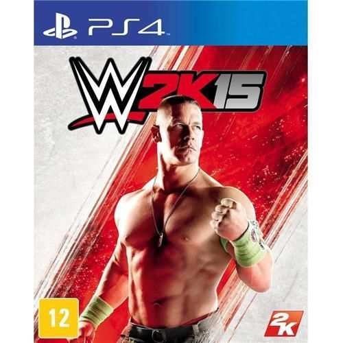 Jogo WWE 2K15 - PS4