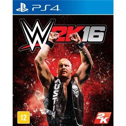 Jogo WWE 2K16 - PS4
