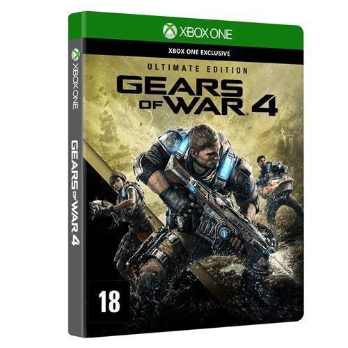 Jogo Gears of War 4 - Edição Limitada - Xbox One