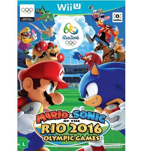 Jogo Mario & Sonic at the Rio 2016 Olympic Games - Wii U