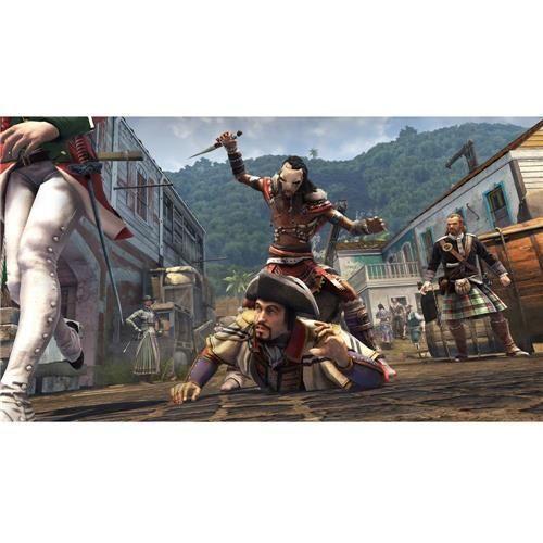 Jogo Assassin's Creed III - Wii U