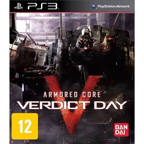 Jogo Armored Core: Veredict Day - PS3