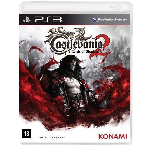 Jogo Castlevania: Lords Of Shadows 2 - PS3