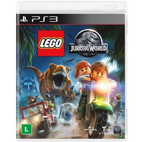Jogo LEGO: Jurassic World - PS3