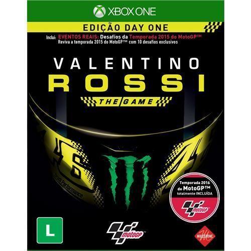 Jogo Valentino Rossi: The Game - Edição Day One - Xbox One