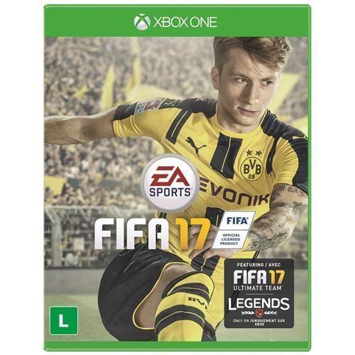 Jogo FIFA 17 - Xbox One