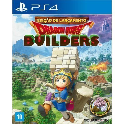 Jogo Dragon Quest Builders - PS4