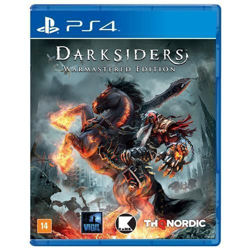 Jogo Darksiders: Warmastered Edition - PS4