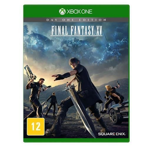 Jogo Final Fantasy XV - Edição Day One - Xbox One