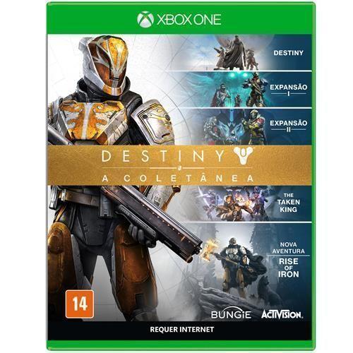 Jogo Destiny: A Coletânea - Xbox One