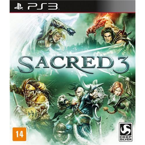 Jogo Sacred 3 - PS3