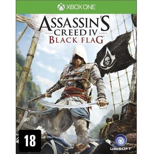 Jogo Assassins Creed IV: Black Flag - Xbox One