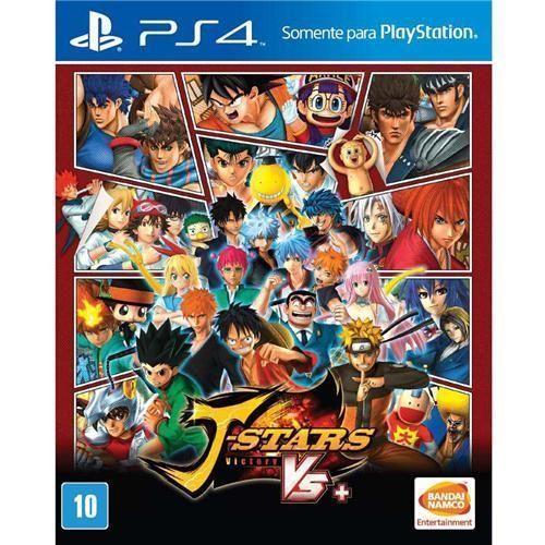 Jogo J-Star Victory Vs+ - PS4