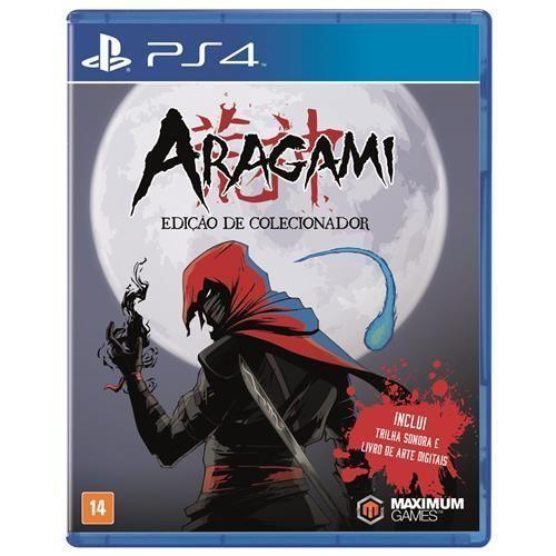Jogo Aragami - Edição de Colecionador - PS4