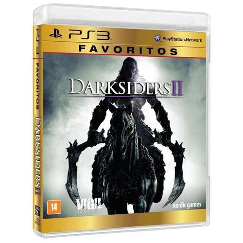 Jogo Darksiders 2 - PS3